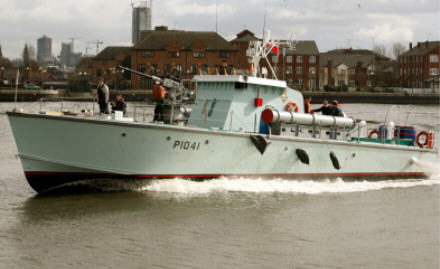 hms plumper how to say
